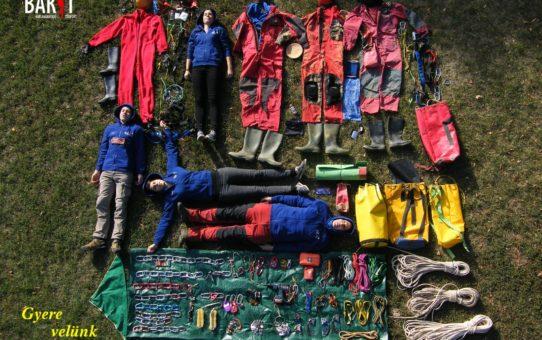 Így készült a barlangász tetris challenge